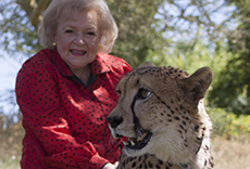 Betty White Goes Wild