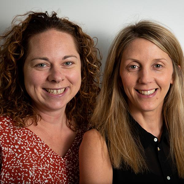 Kirstin Dryburgh & Claire Beirne
