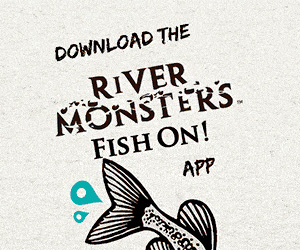 Download River Monsters app