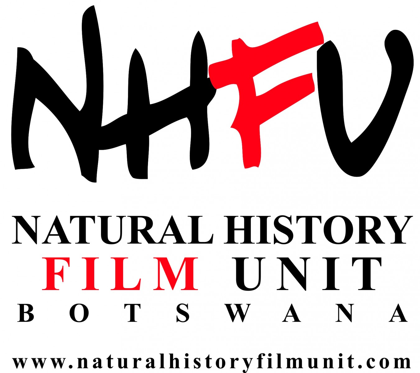 Natural History Film Unit Botswana Logo for Africa's Giant Killers production