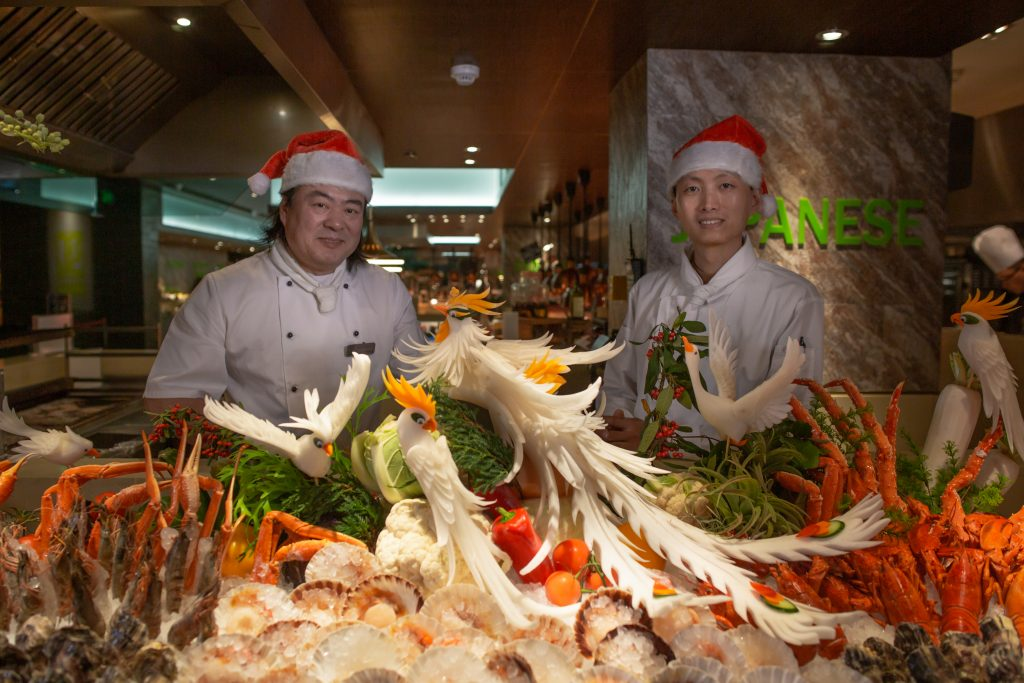 Secrets of the Mega Christmas Buffet